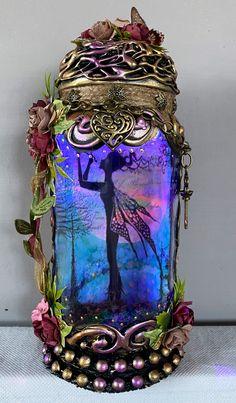 Fairy Jars, Jar Lights, Captain Hat, Hats, Hat, Hipster Hat
