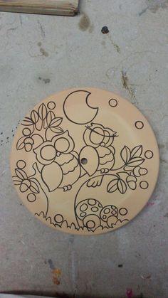 ceramica come mestiere: Fasi di lavorazione di un orologio in cuerda seca ...