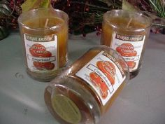 3 oz Votive Tumbler Gingerbread Scent Candle by Unique Aromas. $17.18. Candle color may vary from photograph. Price per jar candle. Gingerbread scent. This candle is sure to bring joy and warmth to all those in the presence of it.Some assembly may be required. Please see product details.Some assembly may be required. Please see product details.