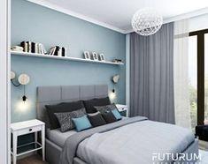 Best Bedroom Colors, Blue Bedroom, Bedroom Inspo, Home Decor Bedroom, Beach House Decor, House Design, Interior Design, Decoration, Furniture