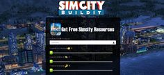 The cheat codes for Simcity buildit is designed to provide gamers with more advantage while playing a video game that was particular. These codes allow the player to provide their character in other things which will help them to reach or move to another degree quickly, unique skills, along with the video game with endless health degrees -- Simcity buildit hack --- http://www.simcitybuildithacknosurvey.com/