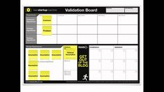 How to Use the Validation Board to Test Your Startup Idea