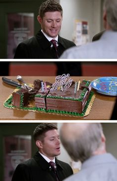 [gifset] 10x15 The Things They Carried #SPN #Dean