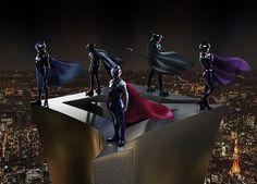 伝説のヒーローアニメが実写映画になって復活「ガッチャマン」