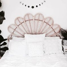 Image de bed, decor, and bedroom