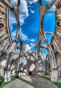 The Convent - Ruínas do Carmo || Lisbon Portugal