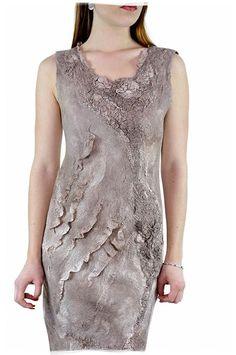 Эксклюзивные валяные платья