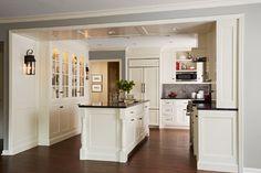 Cape Cod Kitchen - traditional - kitchen - minneapolis - Casa Verde Design