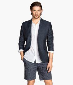H&M Linen jacket $79.95