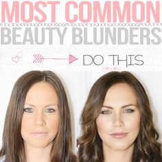 I am obsessed with this site! We are ALL beautiful, and it's awesome to have someone help us figure out how to make that beauty shine with makeup, instead of masking it. -BB