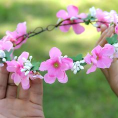 Find More Hair Accessories Information about 6pcs/lot Handmade Hydrangea Flower Crowns Wedding Party Prom Bridal Hair Fascinator Woman Girls Hair Accessories,High Quality hair accessories bridal,China hair accessories store Suppliers, Cheap hair accessories for babies from Hair's Art Online Wholesale Store on Aliexpress.com