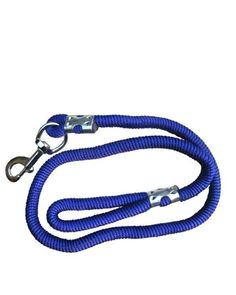 Fekrix Nylon Rope Leash For Small Dogs-Blue