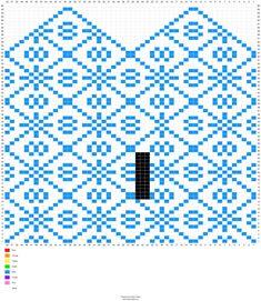 Liselott Skill – Dela dina vantar! Knit Mittens, Coding, Symbols, Letters, Stitch, Knitting, Crafts, Knits, Colors