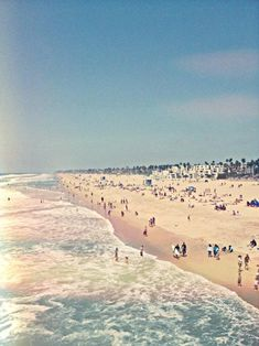 Find images and videos about summer, blue and beach on We Heart It - the app to get lost in what you love. Oh The Places You'll Go, Places To Visit, California Dreamin', Huntington Beach, Surfing, Beautiful Places, Cruise, Scenery, Around The Worlds