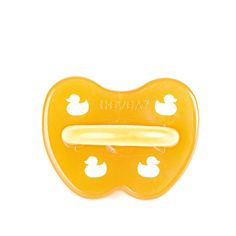 When baby needs a paci/plug/binky but mama wants a natural option - this 100% natural rubber latex paci is a hit!