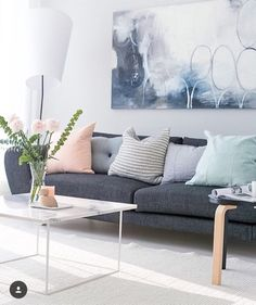 Living Room Styles, Living Room Modern, Living Room Designs, Living Room  Ideas, Living Rooms, Living Room Decor, Ps, Instagram, Lounge Ideas