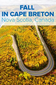 The natural beauty of the Cape Breton Highlands awaits as you drive the famous Cabot Trail with its spectacular valley and coastal views. Plan your trip. Places To Travel, Places To See, Visit Nova Scotia, Cabot Trail, Cape Breton, Travel And Leisure, Travel Tips, Canada Travel, Adventure Travel