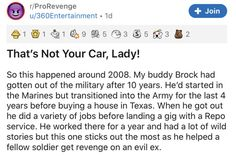 Who would have thunk it, a Karen who got involved and made a positive difference. #Karen #truck #story Psycho Ex, Entertainment Sites, Save The Day, My Buddy, Funny Stories, Fails, Lol, Shit Happens, Customer Service