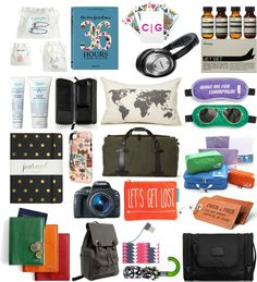2014 Holiday Gift Guide For The Jet Setter  #gifts #giftguide #traveler #jetset
