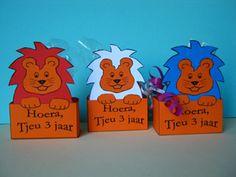 Oranje leeuw traktaties