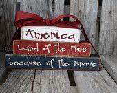 Fourth of July craft