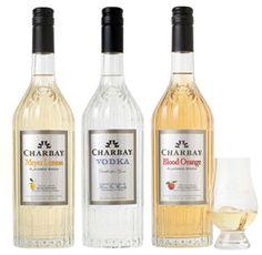 Charbay Signature Bottles Designed by Founder Miles Karakasevic