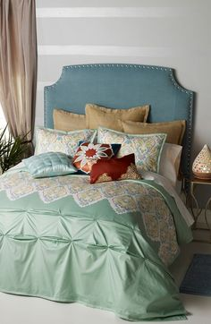 mint green duvet  http://rstyle.me/n/mps6npdpe