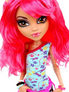 Howleen by Picklepud Monster High Party, Monster High Dolls, Love Monster, Monster Girl, Howleen Wolf, Ever After Dolls, Chibi, Barbie, Photo Portrait