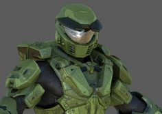 This is rendered based on all the new Halo 4 graphics/ screenshots. I may just attempt a full body sculpt suit for this. I'm tired of Blue Realm Studios and all these other kids out there making al. Halo Cosplay, New Halo, Halo Armor, Halo Spartan, Halo Master Chief, Halo Game, Red Vs Blue, Body Sculpting, Character Design