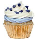 Blue Tulip Chocolates | Mini Cupcakes Honey Lavendar