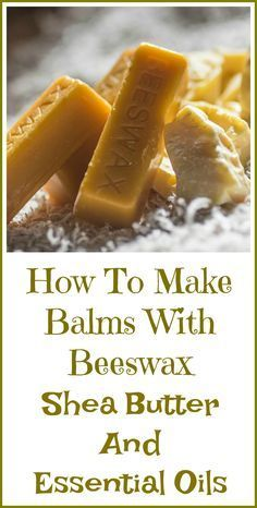 To Mix Shea Butter and Beeswax How to make beeswax balms with essential oils.How to make beeswax balms with essential oils. Beeswax Recipes, Soap Recipes, Salve Recipes, Diy Lotion, Lotion Bars, Lotion En Barre, Homemade Beauty Products, Beauty Recipe, Young Living Essential Oils
