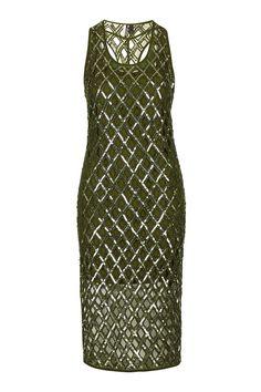 Limited Edition Embellished Midi Dress