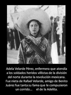 a look at the role of women in the mexican revolution The mexican revolution was a complex and bloody conflict which arguably spanned two decades, and in which 900,000 people lost their lives what was the cause of such a persistent uprising.