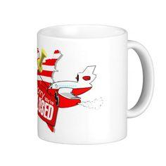 US Closed Mug