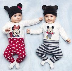 Pijamas para bebés dA Disney.