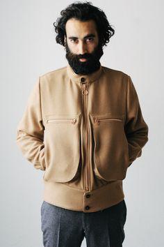 Ulus Jacket, kinda love its weirdness