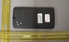 Nexus 5: Komplette Bauteile bei der FCC aufgetaucht  #FCC #Google #GoogleNexus5 #LGNexus5 #Nexus 5 #LG