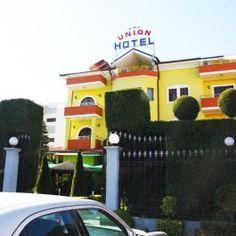 Hotel-Union-ne-Kamez,-prane-Tiranes,-front  http://hotelunion.al/hotel/location-2/