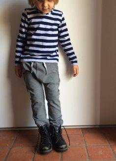 Spodnie baggy grey by Slow Village