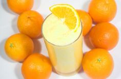 A vitamina C do seu #SucoDeLaranja ganha um reforço quando adicionada ao Iogurte TopTherm - confira no Programa Mulheres de hoje ;)