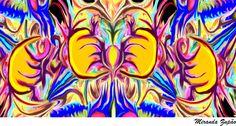 CARANGUEJO - IGUARIA NORDESTINA Com seu design incomum o caranguejo é um crustáceo, encontrados em diversos ambientes, tanto de água doce e salgada como terrestres; de carapaça larga, primeiras pernas em forma de fortes quilópodes e abdome flexionado por baixo do corpo; as espécies conhecidas são: auçá, guaiá, uaçá. CARANGUEJO © Obra de Miranda Zupão Curta: https://www.facebook.com/MirandaZupao/