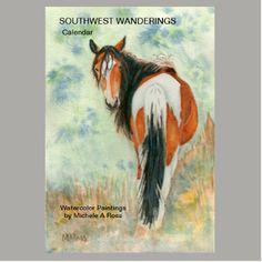 Southwest Wanderings Calendar   Zazzle.com