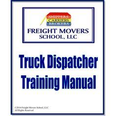 Dispatcher Training Manual