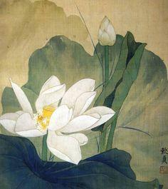 俞致贞、刘力上夫妇的绘画作品