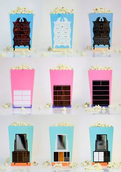 Nice and creative popcorn packaging
