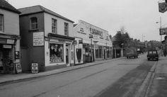 Pankhursts, Sherborne Road.