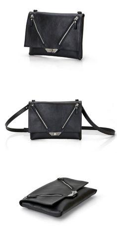 Leather clutch / Black leather clutch / Leather bag black with zipper / Clutch purse / Clutch bag / Cutch handbags / Clutch leather /