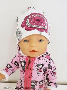 baby born vaatteet nukenvaatteet kaavat Baby Born Clothes, Barbie Clothes, Little Girls, Crafts For Kids, Handicraft Ideas, Dolls, Face, Pattern, Amigurumi
