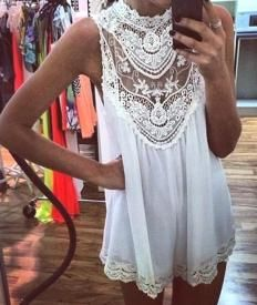 Crochet Mini Dress perfect cowgirl dress to wear with aztec leggings or your boot cut jeans $27.99