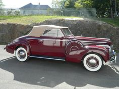 1940 Buick Special Coupe Convertible